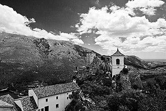 El Castell de Guadalest - Image: Guadalest (4)