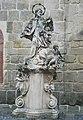 GuentherZ 2011-01-08 0020 Tulln Stephanskirche Johannes Nepomuk.jpg