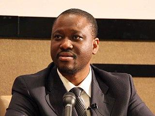 Guillaume Soro Ivorian politician