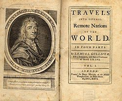 Gulliver's Travels - Wikipedia, the free encyclopedia