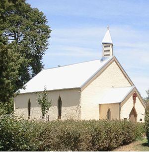Gundaroo - Image: Gundaroo Community Church