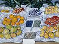 古斯塔夫·卡耶博特 - 水果上显示一个独立的艺术 - 谷歌Project.jpg