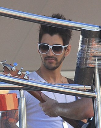 Gusttavo Lima - Gusttavo Lima performing at the Bahian Carnival in Salvador, Brazil in February 2013