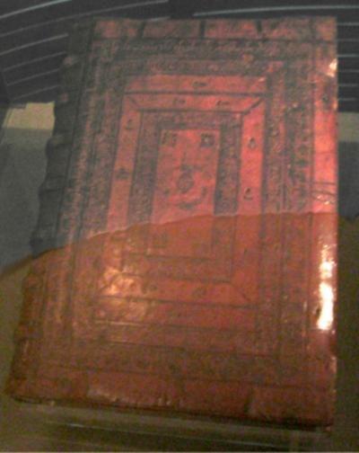 Gutenberg cover
