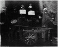Guy Fawkes effigies and collectors 1903.png