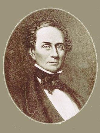 Louisiana's 1st congressional district - Image: H.S.Johnson