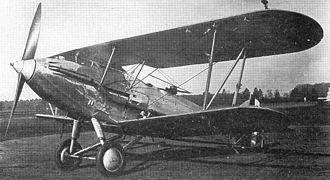 Hawker Hart - Audax prototype