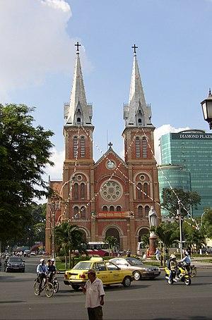 Amédée Bollée - Image: HCM City Kathedrale