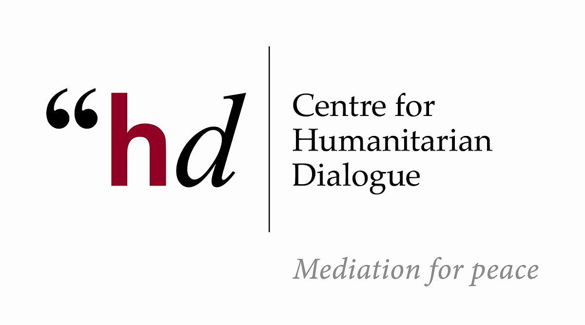 نتيجة بحث الصور عن مركز الحوار الإنساني في دول الصراع