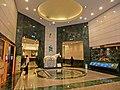 HK 觀塘道 388 Kwun Tong Road 創紀之城一期 Millennium City phase 1 SCBank Tower lift lobby interior April 2013.JPG