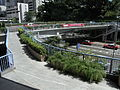 HK Admiralty 金鐘道天橋 Queensway bridge Summer 2010-July.JPG