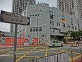 HK Tsuen Wan 海盛路 Hoi Shing Road sign view 祈德尊新邨 Clague Garden Estate May-2013.JPG