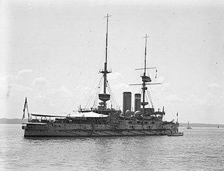 HMS <i>Implacable</i> (1899) ship