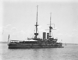 HMS Implacable (1899) - HMS Implacable