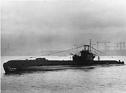 HMS Sleuth (P261) am 29. September 1944