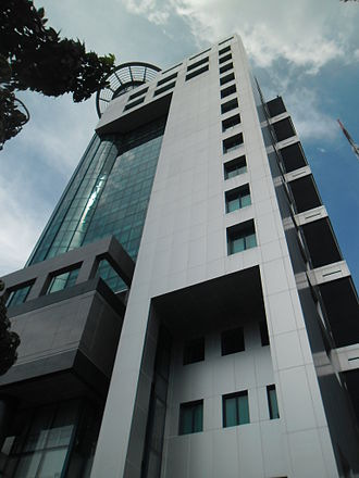Ho Chi Minh City Television - HTV's headquarters at HCMC