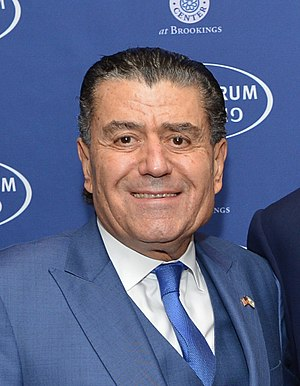 Haim Saban - Saban on December 7, 2013