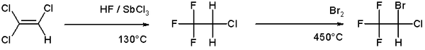 Halothane synthesis.png