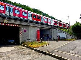 Haltepunkt Velbert-Neviges