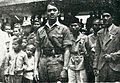 Hamengkubuwana IX with the populace, Impressions of the Fight ... in Indonesia, p23.jpg