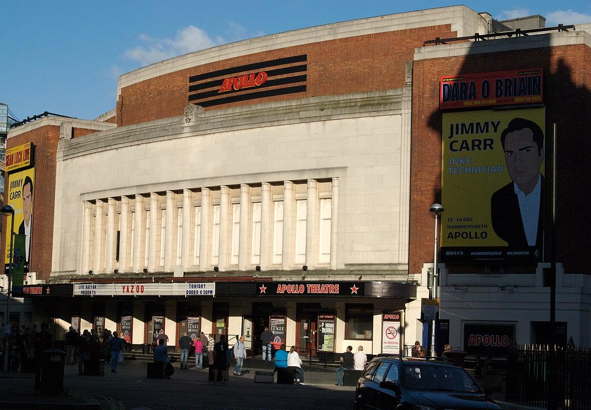 Hammersmith Apollo Wikipedia