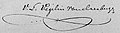 Handtekening Valerius Lodewijk Vegilin van Claerbergen (1774-1844).jpg