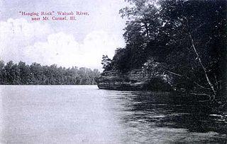 Hanging Rock (Wabash River)