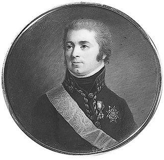 Siege of Stralsund (1807) - Hans Henric von Essen