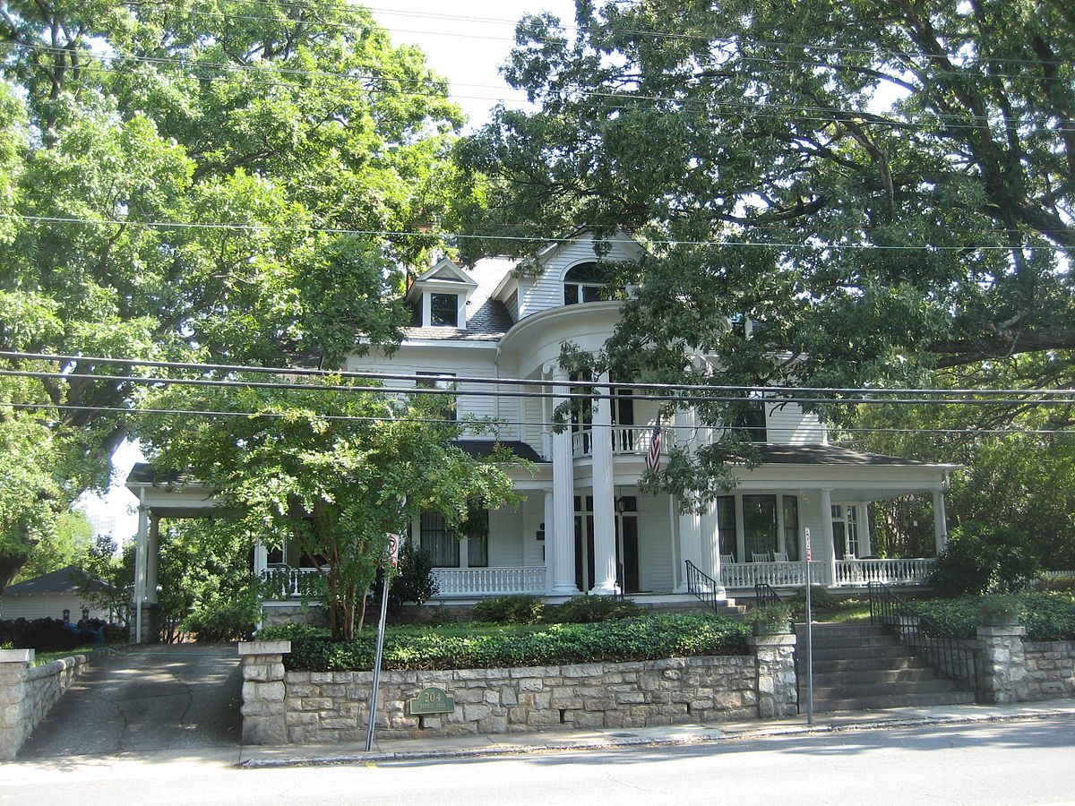 Harden thomas martin house wikipedia for The carolina house
