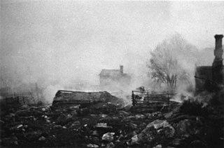 1920 fire of Harjunpää