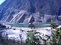 Harkapur Okhaldhunga Road near Sunkoshi River.jpg