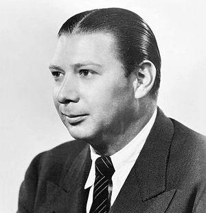 Harry von Zell - Harry von Zell in 1940