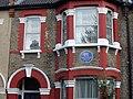 Harry Beck - 14 Wesley Road, Leyton, E10 6JF.JPG