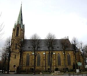 Katholische Kirche St. Lucia in Harsewinkel