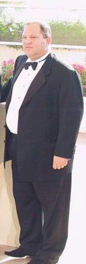 Harvey Weinstein - Weinstein at the 2002 Cannes Film Festival