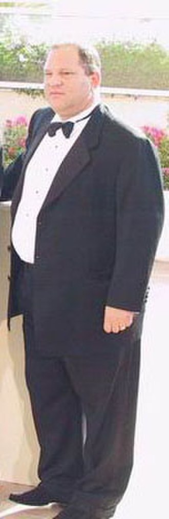 Harvey Weinstein - Weinstein at the 2002 Cannes Film Festival