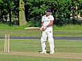 Hatfield Heath CC v. Netteswell CC on Hatfield Heath village green, Essex, England 21.jpg