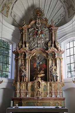 Hauptaltar St. Michael Perlach-1