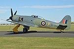 Hawker Fury FB.11 'SR661' (G-CBEL) (45740579971).jpg