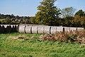 Haybales near Nashes Farm. - geograph.org.uk - 1028448.jpg