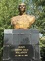 Hazi Aslanov Statue.jpg