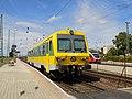 Hegyeshalom vasútállomás GYSEV Jenbacher.jpg