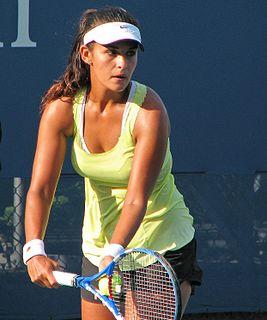 Heidi El Tabakh Canadian tennis player