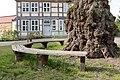 Heiligengrabe, Kloster Stift zum Heiligengrabe, Damenplatz und Nordhaus -- 2017 -- 0101.jpg