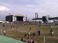 Kosakowo, Open'er Festival 2013