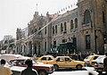 Hejaz railway station, Damascus in 1995 01.jpg