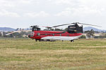 Heligroup Fire LLC (N947CH) Billings Flying Service, Inc CH-47D, operated by United Aero as Helitack 279, at Wagga Wagga Airport (4).jpg