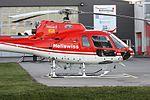Heliswiss Eurocopter AS-350B-2-SD2 Ecureuil HB-ZKY (23151775701).jpg