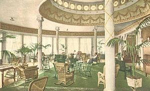 Mount Washington Hotel - Image: Hemicycle, The Mount Washington Hotel