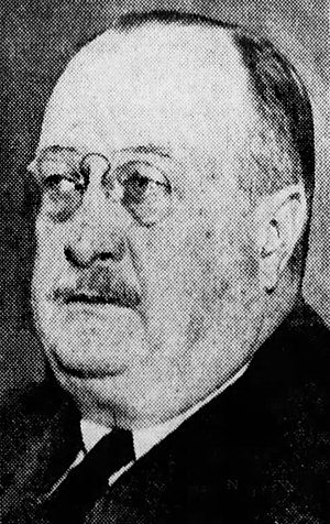 Henry L. Roosevelt - Cincinnati Enquirer, February 23, 1936